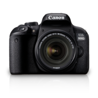 Canon EOS 800D (EF-S 18-55mm IS STM) DSLR Kit