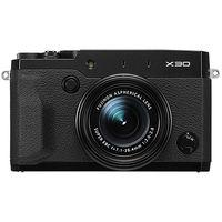 Fujifilm X30 - Black