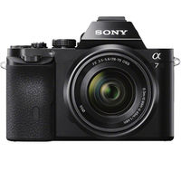 Sony ILCE 7K (28-70mm) Mirrorless Camera