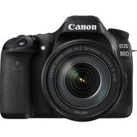 Canon EOS 80D (18-135mm IS STM) DSLR Kit