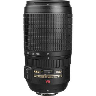 Nikon AF-S VR NIKKOR 70-300mm f/4.5-5.6G IF-ED