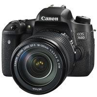 Canon EOS 760D (EF-S18-135mm IS STM) DSLR Kit