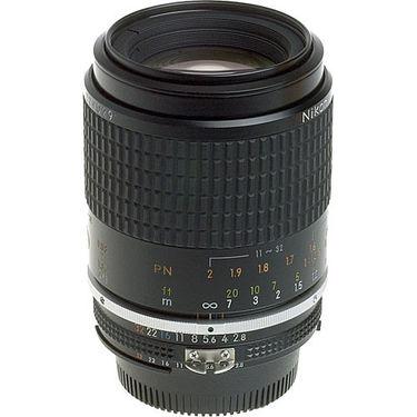 Nikon MICRO NIKKOR AIS 105mm F2.8 Lens