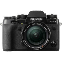 Fujifilm X-T2 (18-55mm) Mirrorless Camera