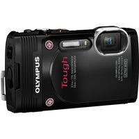 Olympus Stylus Tough TG-850 Camera with 4GB Card+ Case, white