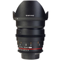 Samyang 24mm T1.5 ED AS UMC VDSLR Lens for Sony E Mount