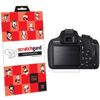 Scratchgard HD Ultra Clear for Canon EOS 600D