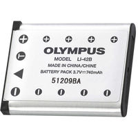Olympus LI-42B Rechargeable Li-Ion Battery