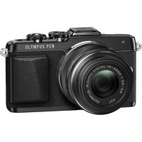 Olympus PEN E-PL7 (14-42mm f/3.5-5.6 II R) Micro Four Thirds Mirrorless Camera