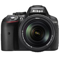 Nikon D5300 (18-140mm VR) DSLR Kit