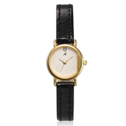 Yepme White Faux Leather Watch