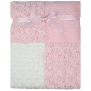 Multi Fabric 12 Panels Blanket, baby neutral