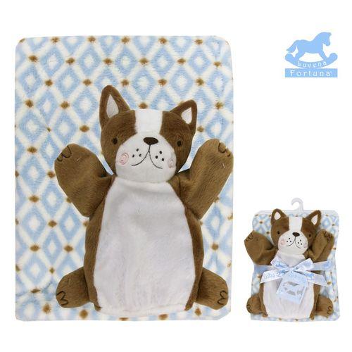 Baby Blanket & Mitten