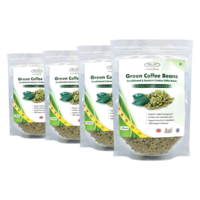 Sinew Nutrition Green Coffee Beans for Weight Loss, jar, 500 gm