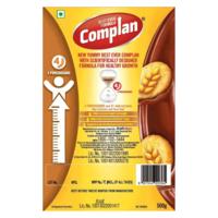 Complan Magic Chocolate Flavour, carton, 500 gm
