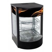 THE URBAN KITCHEN Commercial Heated Countertop Hot Display Case