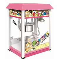 THE URBAN KITCHEN UK-ELPCM03 UK-ELPCM03 250 g Popcorn Maker (Pink)
