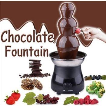THE URBAN KITCHEN Commercial Chocolate Fountain Chocolate Fondue Machine