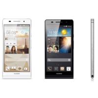 Huawei Ascend P6,  black