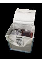 Bundle of 3- Multi Purpose Storage Bags, 50x50x50, 50 Kg, 5: 1, Top: Flap, Bottom: Flat