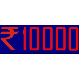Service Fee Payment INR 10000