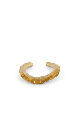 GOLDEN PLATING ZICZAC BRACELET
