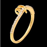 Diamond Ring, 0.30cts, 18k 2.01 gms, e/f-vvs