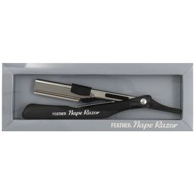 Feather Nape and Body Razor - Made in Japan