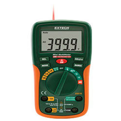 Extech EX230- 12 Function Mini Digital MultiMeter with IR Thermometer (EXT06)