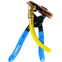 Imperial KWIK-VISE Refrigerant Recovery Tool with 1/4  Flare fitting (ATP46)