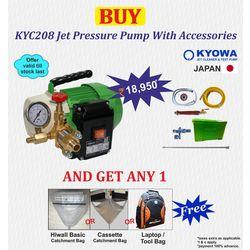 Kyowa KYC 208 Jet Pressure Water Pump for HVAC Servicing (KWA01)
