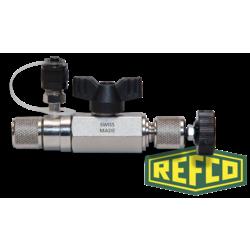 Refco 1/4  Valve Core Replacing Tool (REF130)