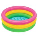 Adiestore Inflatable Baby Pool Bath Water Tub For Kids