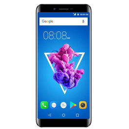 iVooMi Model i1 Volte Phone (Finger Print Sensor 2 GB RAM Model with 5.45-inch 1080p Display, Octa-Core, 16 GB ROM (Reliance Jio 4G Sim Support) and 13+ 2 Mpix and 8Mpix Hd Smartphone in Black Colour, black