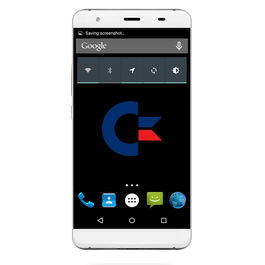 """Commadore LTE 5.0"""" Touch-screen 4G Jio 4G Support 2GB RAM & 16 GB Internal Memory and 16 Mpix / 8 Mpix 2200 mAh Battery HD Smartphone in White Colour, white, 7 days return / replacement policy after delivery, generally delivered by 5 working days"""