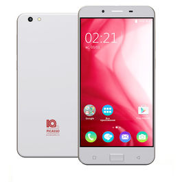 IQM PICASSO Smartphone 3GB RAM Model with 5.5-inch 1080p display, Octa-Core 1.5Ghz 3GB RAM Reliance Jio 4G Sim Support 32 GB Internal Memory and 16 Mpix / 13 Mpix Hd Smartphone In White Colour, white, 7 days return / replacement policy after delivery, gen