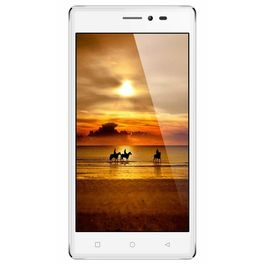 """Whitecherry MI-Bolt 5.0"""" Android 6. Marshmallow Quad Core 3G Dual SIM Smart Phone, white, 7 days return / replacement policy after delivery , generally delivered by 5 working days"""