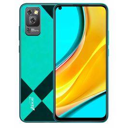 Kekai S5 pro 6.53 inch Full HD Notch Display (3 GB 32 GB) 4G Volte Smartphone (Gradient Green)