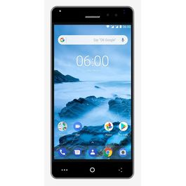 OKWU PI Plus 4G VoLte 3GB RAM Model with 5.0-inch 1080p display, (Reliance Jio 4G Sim Support) 16 GB Internal Memory and 13 Mpix /8+ 5 Mpix dual Camera HD Smartphone, black, generally delivered by 5 working days, 7 days return / replacement policy after d