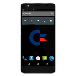 """Commadore LTE 5.0"""" Touch-screen 4G Jio 4G Support 2GB RAM & 16 GB Internal Memory and 16 Mpix / 8 Mpix 2200 mAh Battery HD Smartphone in Black Colour, black, 7 days return / replacement policy after delivery, generally delivered by 5 working days"""