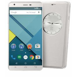 Colors Elite E-10 Big 5 inch 2GB Ram & 8 Mpix Camera 3G Smartphone, white, 7 days return / replacement policy after delivery