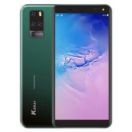 "Kekai Aqua 4G Smartphone (2GB 16GB) Volte (Jio sim Supported) 5.5"" Inch Display 4G Smartphone (2GB RAM, 16GB Storage) in Arrogant Green"