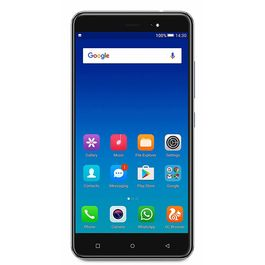 """Phicomm Clue 3+ (Finger Print Sensor) 2GB RAM with 5.5"""" , Display, 2GB RAM (Reliance Jio 4G Sim Support) 16 GB Internal Memory and 8 MP Rear Camera /5 Mpix Hd Smartphone in Gold Colour, gold, generally delivered by 5 working days, 7 days return / replacem"""
