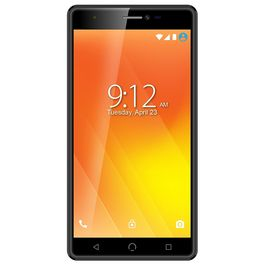"""Nuu M3 4G Volte Smartphone with 3GB RAM 32GB ROM 5.5"""" Touchscreen IPS Display Mobile (Jio 4G Support) in Black Colour, black, generally delivered by 5 working days, 7 days return / replacement policy after delivery"""