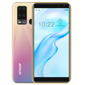 Spinup A6 4G Smartphone (2GB 16GB) Volte (Jio sim Supported) 5.99  Inch Display 4G Smartphone (2GB RAM, 16GB Storage) in Dazzling Gold