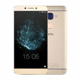 """LeEco Letv Le 2 X526 4G VoLTE Smartphone With 3GB RAM 32GB ROM 5.5"""" Touchscreen Display and FingerPrint Sensor (Jio 4G Support) Smartphone in Gold Colour, gold, generally delivered by 5 working days, 7 days return / replacement policy after delivery"""