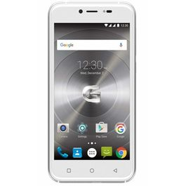 """GSmart Model Classic LTE 5.0"""" Touch-screen 4G Jio 4G Support 2GB RAM & 16 GB Internal Memory and 8 Mpix / 5 Mpix 2200 mAh Battery HD Smartphone in White Colour, white, 7 days return / replacement policy after delivery, generally delivered by 5 working day"""