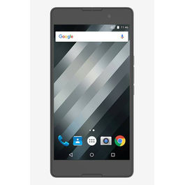 """Yu Yureka Yu5200 4G 5"""" Touch-screen 4G Reliance Jio 4G Sim Support 3 GB RAM & 16 GB Internal Memory and 13 Mpix /5 Mpix Hd Smartphone in Black Colour, grey, 7 days return / replacement policy after delivery , generally delivered by 5 working days"""