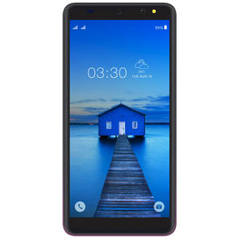 Ringme Model XPro 4G Volte (Jio sim Supported) 5.5 Inch Display 4G Smartphone (2GB RAM, 16GB Storage) in Purple