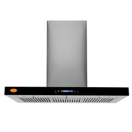 Surya Auto clean Kitchen Chimney 90 cm (Electric Chimney) With Triple Baffle Filter Flat (Model: SU903) Hand Wave Sensor, Completely Automatic, Gas Sensor Chimney